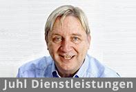 Dietrich Juhl, Angebote