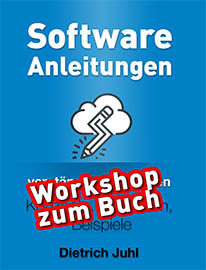 Workshop Software-Anleitungen